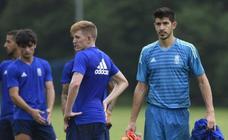 Entrenamiento del Real Oviedo (11-07-2018)