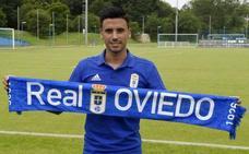 Javi Muñoz: «No dudé cuando se me planteó el Real Oviedo»