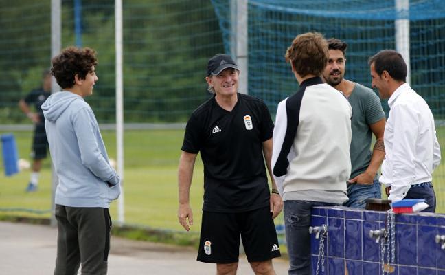 Real Oviedo | «El objetivo es construir un buen equipo que compita»