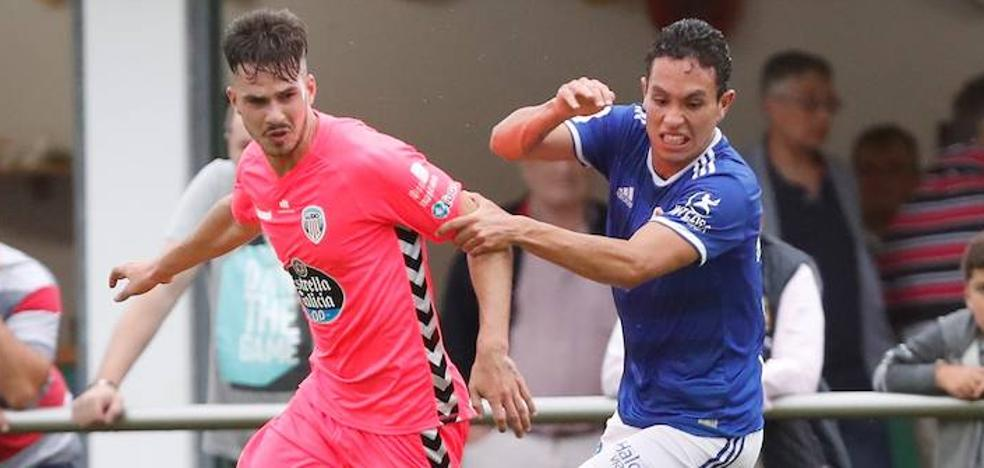 Un Real Oviedo de claroscuros en Xove