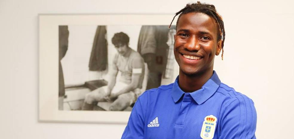 El Real Oviedo oficializa el fichaje de Ibrahima