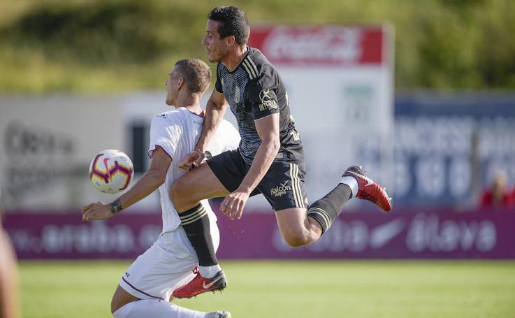 Real Oviedo 2-1 Huesca, en imágenes