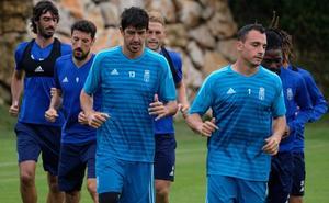 «La apuesta por venir al Real Oviedo hace dos años tuvo sentido»