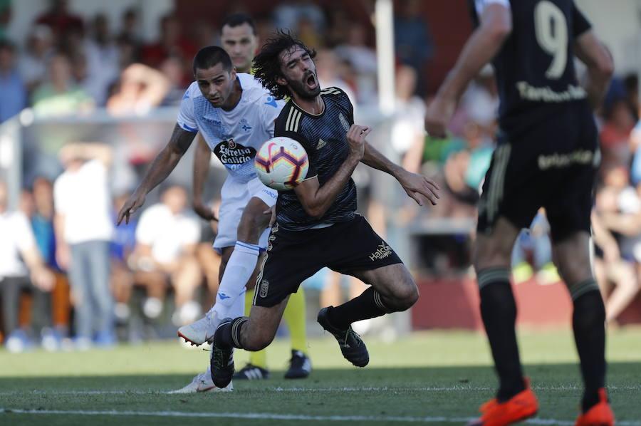 Deportivo de La Coruña 1-1 Real Oviedo