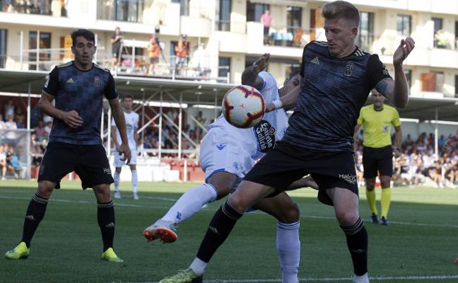 Real Oviedo | Anquela asienta los pilares de su reforma