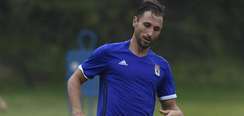Valentini cierra su etapa en el Real Oviedo