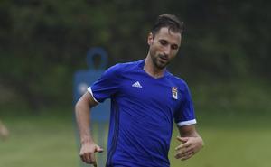 El defensa Nahuel Valentini deja de ser jugador del Real Oviedo