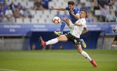 El Oviedo no supo rematar la faena