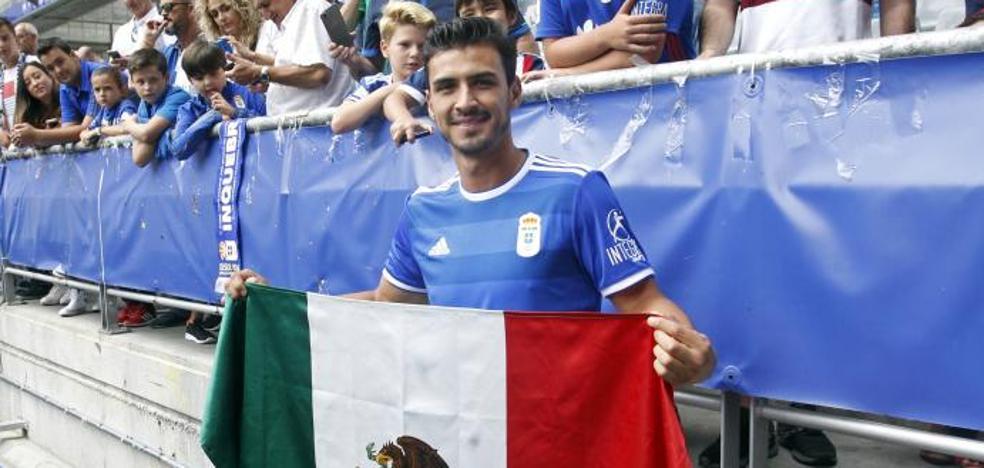 México convoca a Alanís para los amistosos ante Uruguay y Estados Unidos