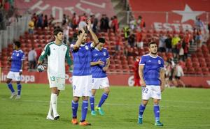 La Copa no alivia los males del Oviedo (Mallorca 1 - 0 Real Oviedo)