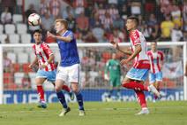 Lugo 0 - 2 Real Oviedo, en imágenes