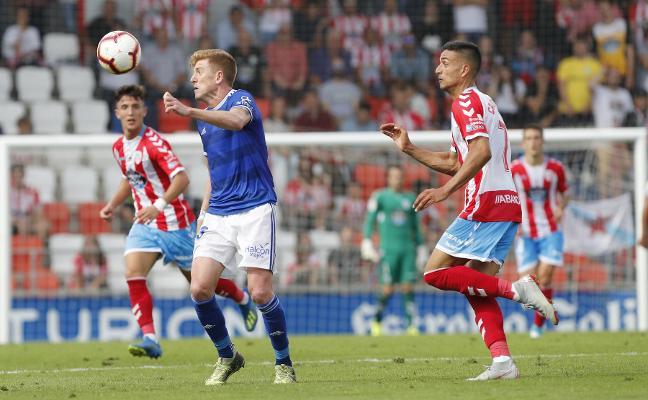 Real Oviedo | Menos balón pero más precisión