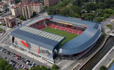 Estadio El Molinón
