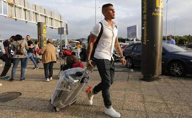 Quintero quiere aprovechar la «oportunidad» que le brinda el Sporting
