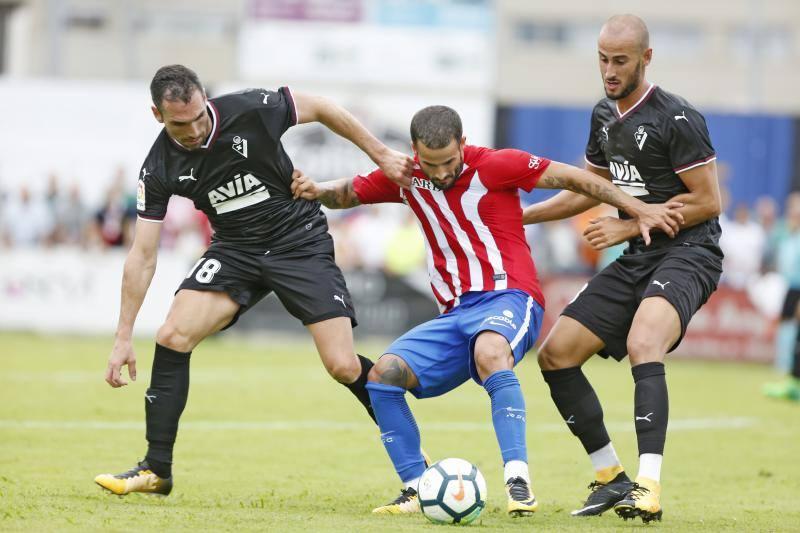 En imágenes, Eibar 2 - 3 Sporting