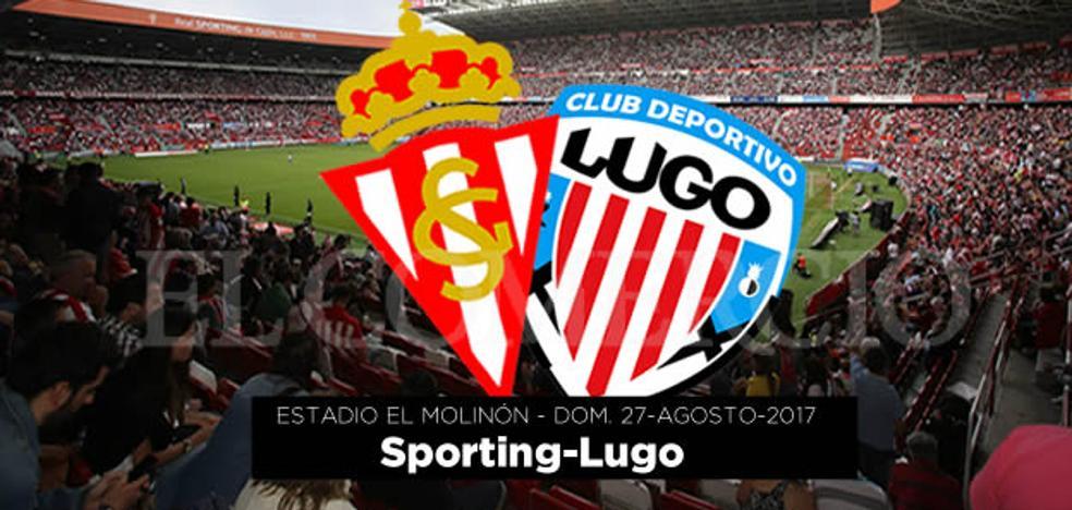 Ganadores de entradas para el Sporting-Lugo