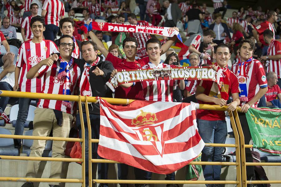 ¿Estuviste en el Cultural Leonesa 0-2 Sporting? ¡Búscate!