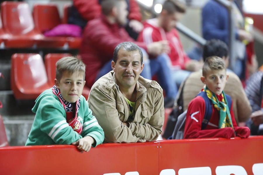 ¿Estuviste en el Sporting - Huesca? ¡Búscate!