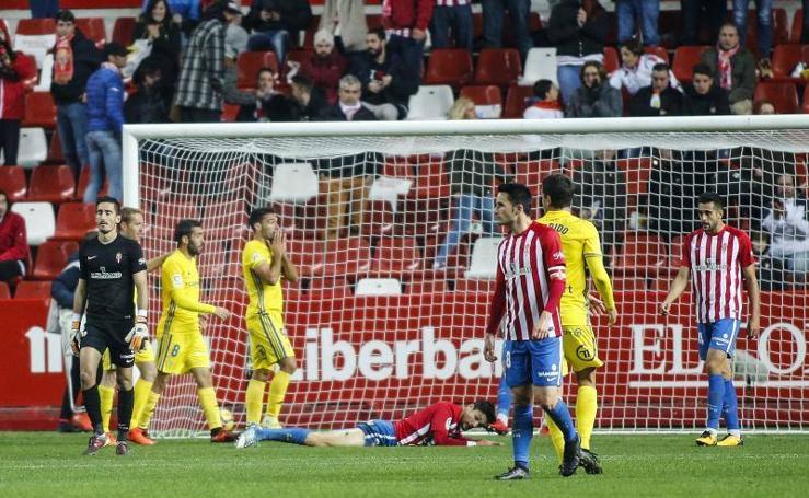 Sporting - Cádiz en imágenes (2)