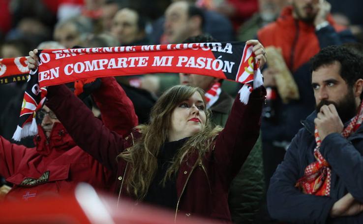 ¿Estuviste en el Sporting - Zaragoza? ¡Búscate!