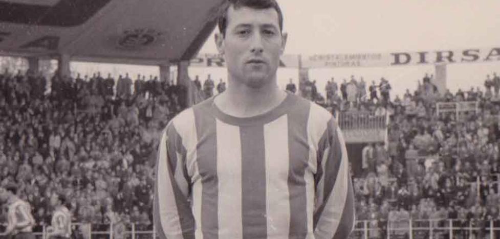 Fallece el exjugador del Sporting Joaquín Mosteo Cárdenas, 'Pogolo'
