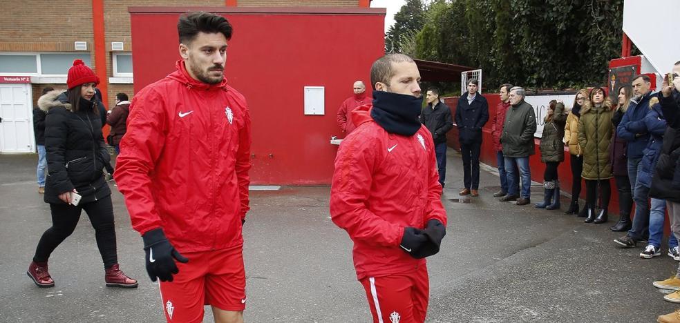 Sporting | Canella apura sus plazos y ya pisa el césped de Mareo