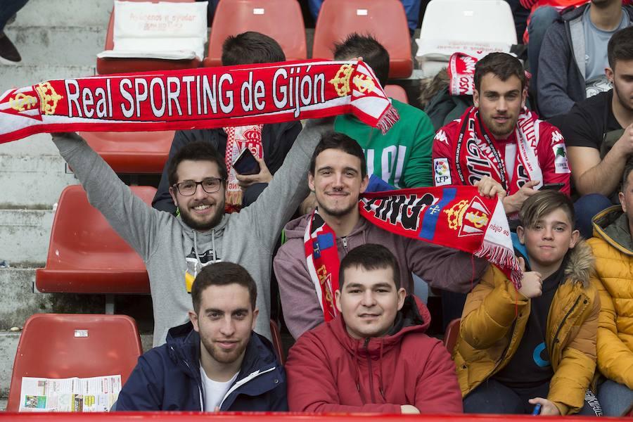 ¿Estuviste en el Sporting 2-1 Reus? ¡Búscate! (II)