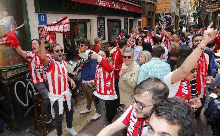 La 'Mareona' conquista Zaragoza