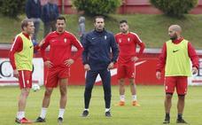 «No podemos obviar que la semana que viene nos jugamos toda la temporada», reconoce Rubén Baraja