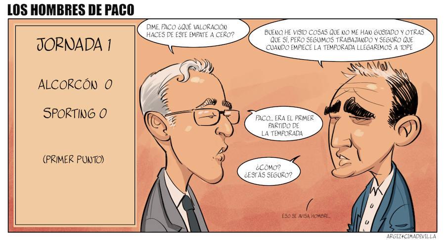Los hombres de Pipo (que también fueron de Paco)