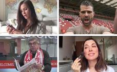 El emotivo vídeo que une al sportinguismo en la lucha por el ascenso a Primera
