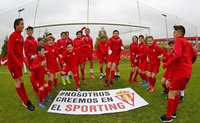 «No hay rival para el Sporting»