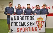 «Juntos, equipo y afición, somos capaces de todo»