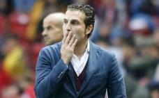 Rubén Baraja: «No ha sido nuestro mejor 'play off'»