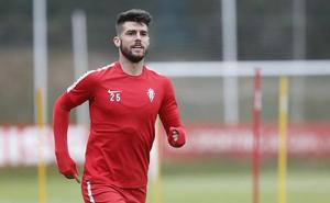 Jordi Calavera se despide del Sporting