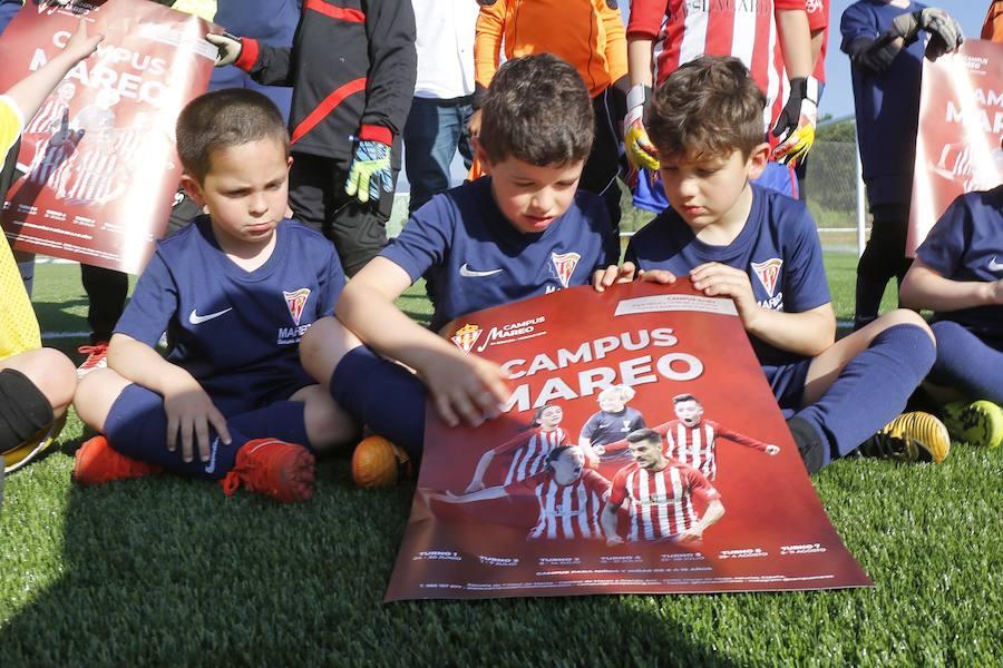 Campus de fútbol de Mareo