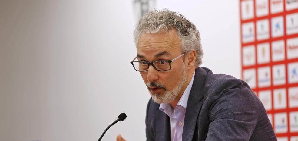 Miguel Torrecilla: «Pedimos perdón y asumimos las responsabilidades»