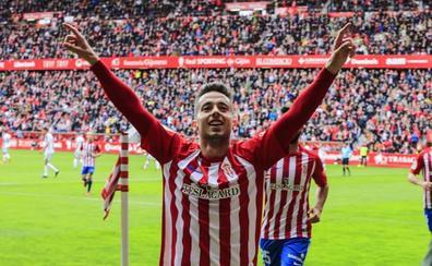 Jony se despide del Sporting y el Alavés hace oficial su incorporación