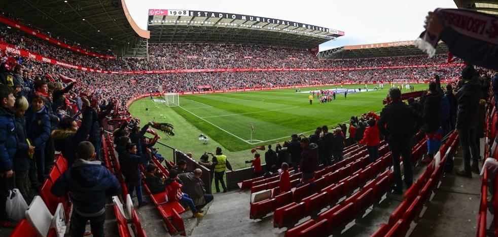 El Sporting impedirá la presencia en la Grada de Animación de aficionados con antecedentes