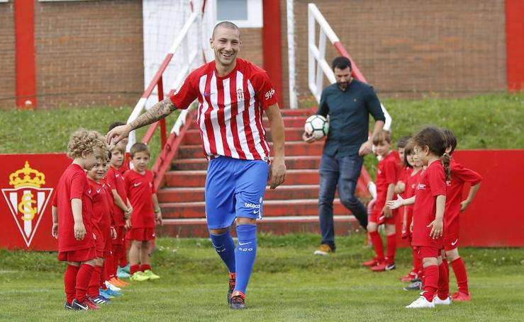 André Sousa llega al Sporting