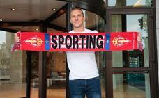André Sousa: «Estoy muy feliz de llegar al Sporting»