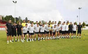 El Sporting inicia la pretemporada