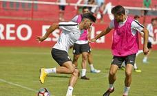 Entrenamiento del Sporting (13-07-2018)