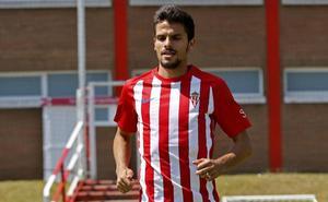 «El Sporting es un paso adelante en mi carrera»