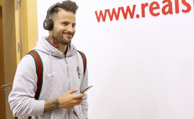 El Sporting eleva la apuesta por Rubén