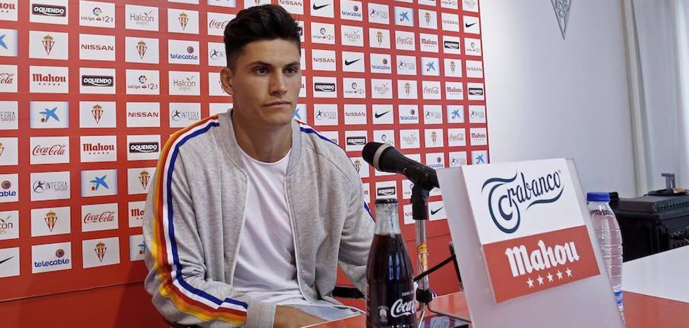 Cristian Salvador: «Estamos acostumbrados a ganar y esperamos que siga siendo así»