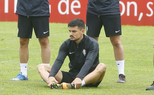 Sporting | El Eibar insiste por Sergio Álvarez