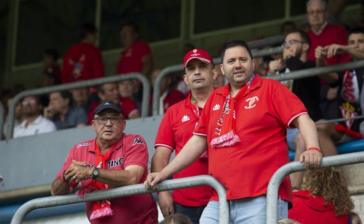 ¿Estuviste en el partido Sporting - Pontevedra? ¡Búscate!