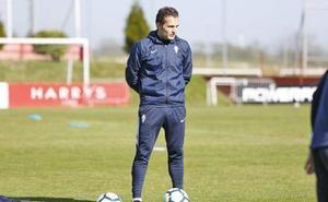 Los delanteros, la máxima prioridad de Rubén Baraja para reforzar el equipo