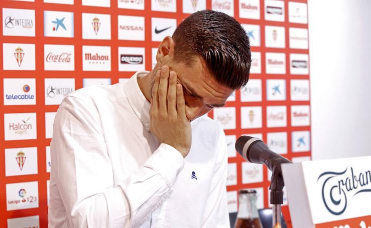 Sergio Álvarez se va al Eibar